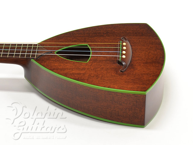WASHBURN<LYON&HEALY>: Shrine Ukulele (2)