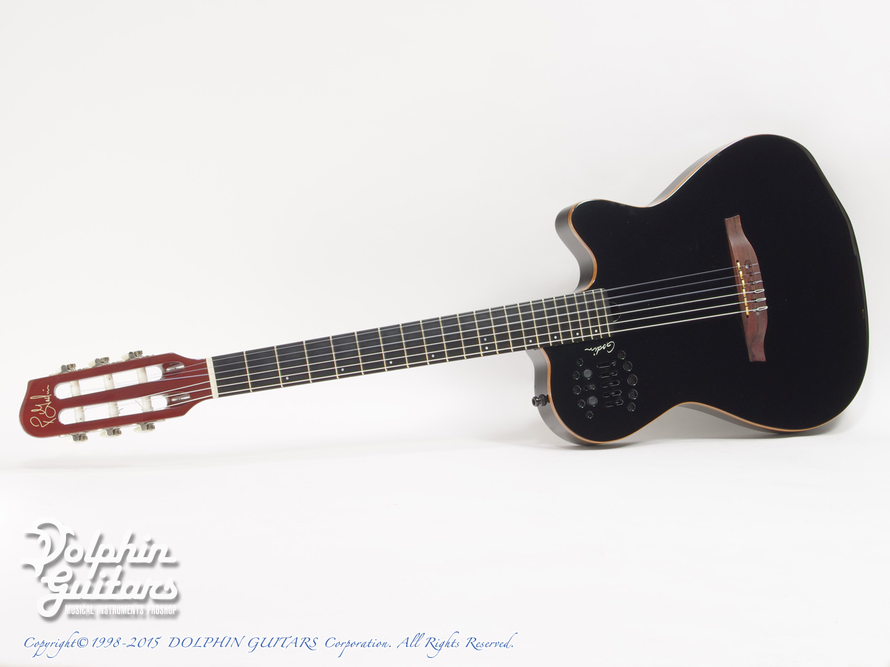 GODIN: ACS Slim Ceder Black  (0)