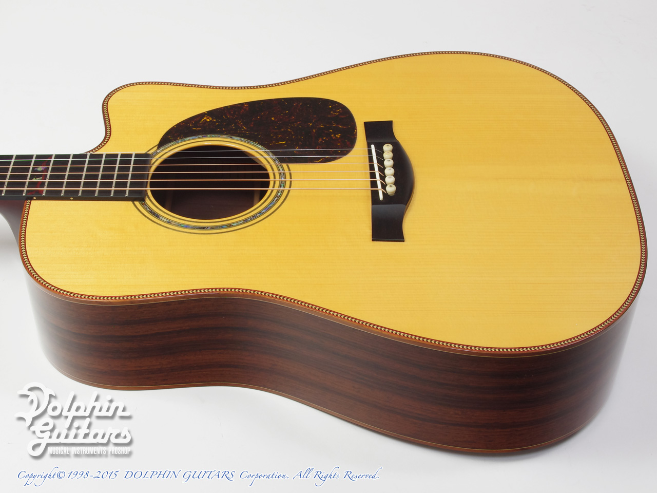 HEADWAY: Custom Shop HD-1020 King Fisher (2)