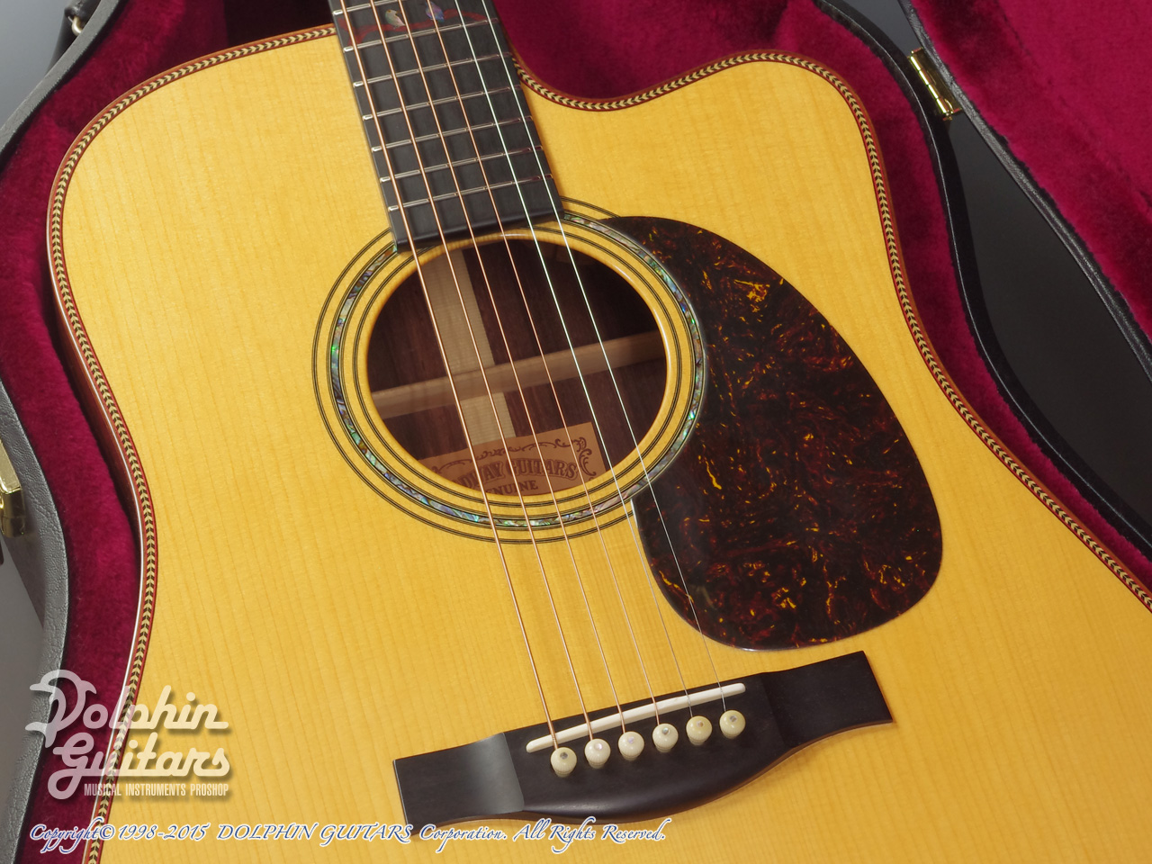 HEADWAY: Custom Shop HD-1020 King Fisher (8)