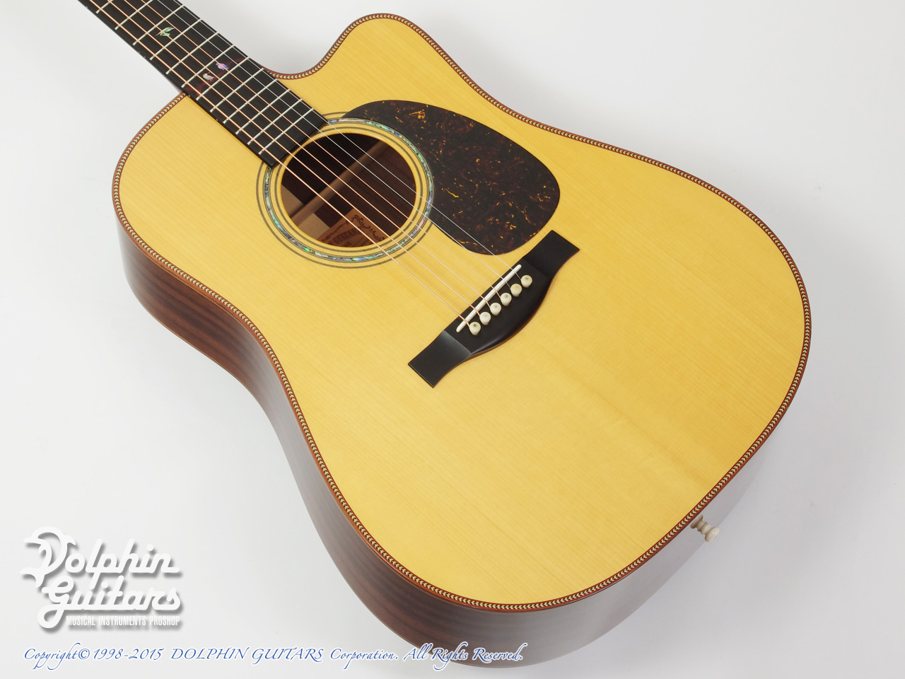 HEADWAY: Custom Shop HD-1020 King Fisher (1)