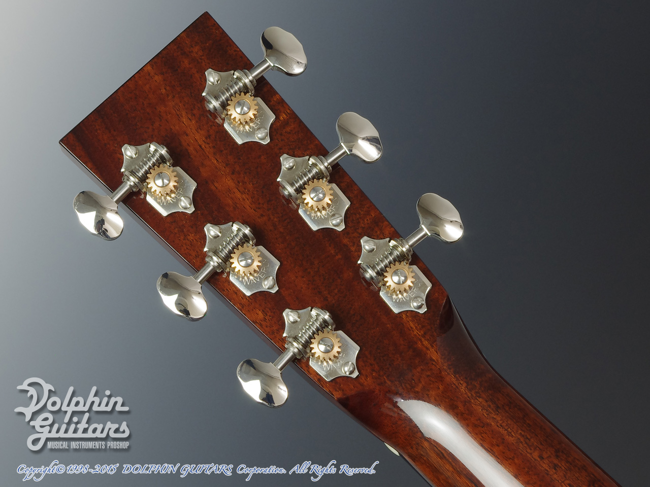 COLLINGS: OM-1E Cutaway (Indian Rosewood) (7)