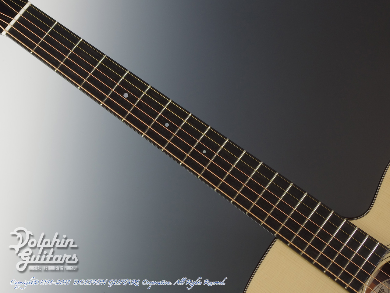 COLLINGS: OM-1E Cutaway (Indian Rosewood) (4)