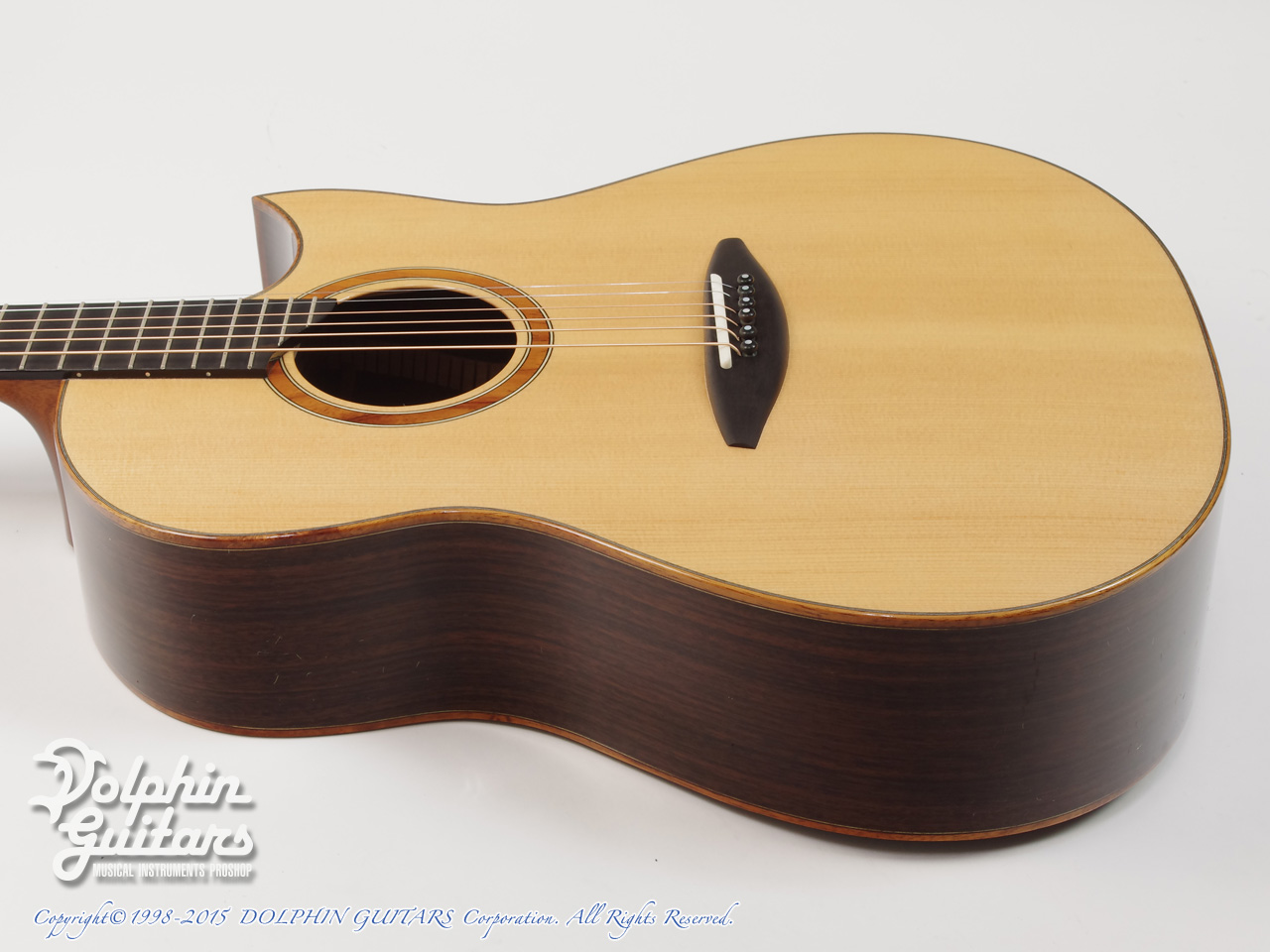FLY ROBIN (Luthier's Design Project): Grace (2)