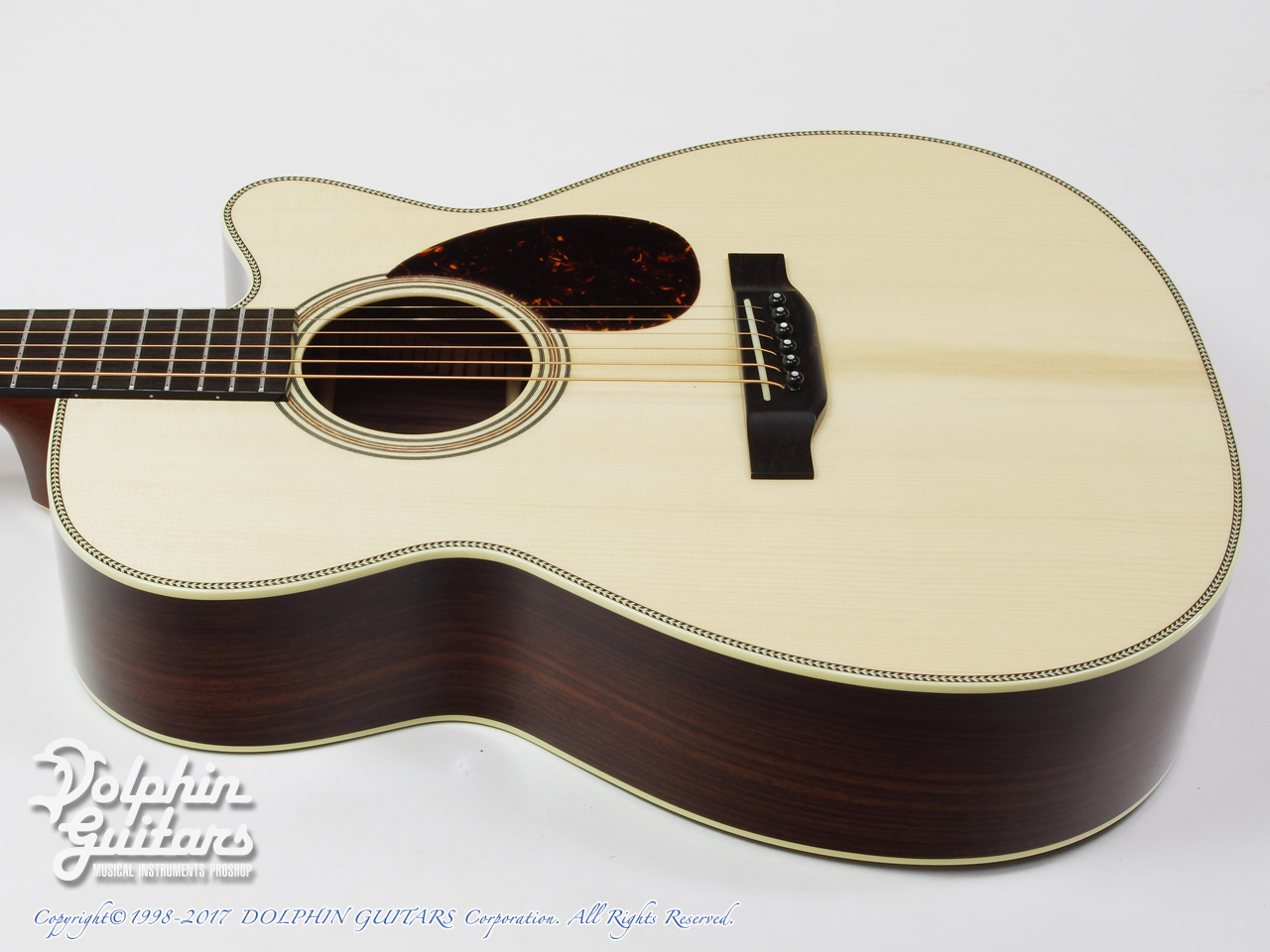 SWITCH: SCOM-2HC A (Adirondack Spruce & Indian Rosewood) (2)