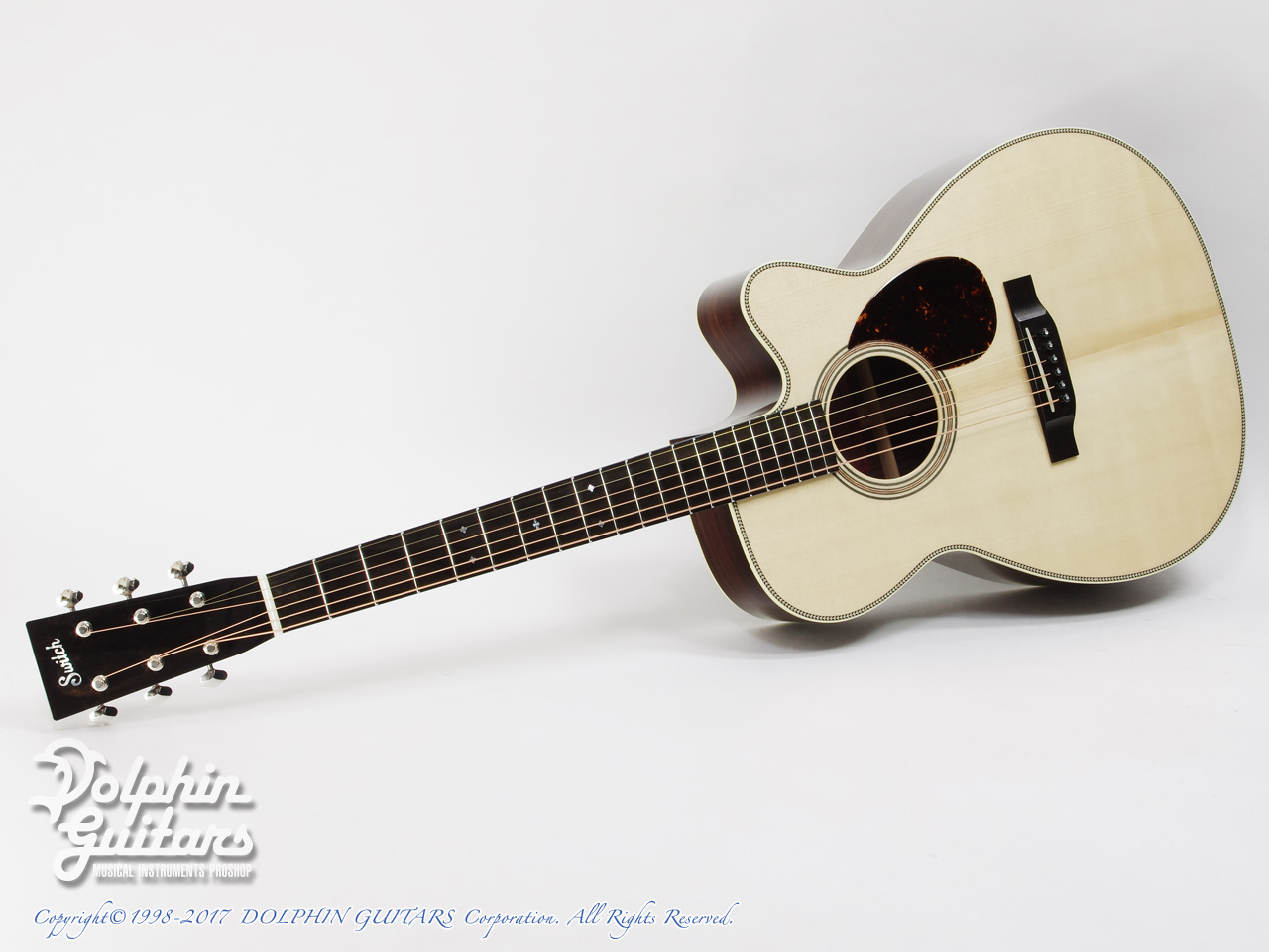 SWITCH: SCOM-2HC A (Adirondack Spruce & Indian Rosewood) (0)