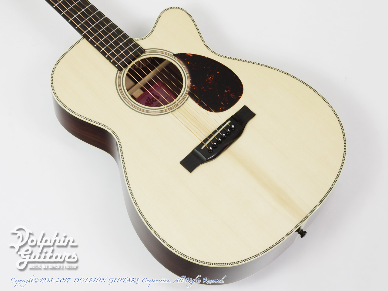 SWITCH: SCOM-2HC A (Adirondack Spruce & Indian Rosewood) (1)