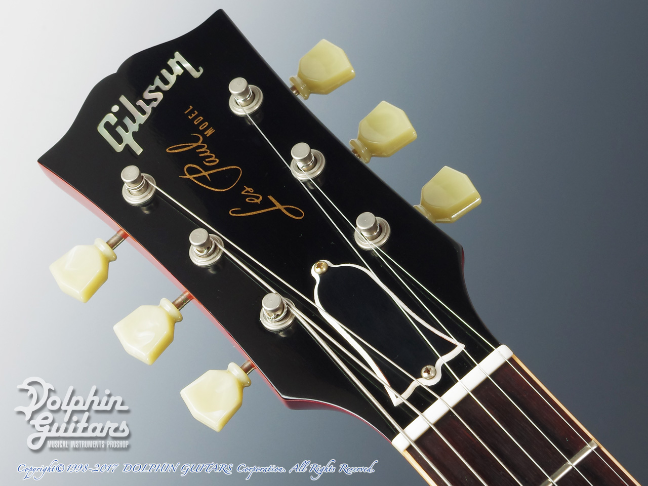 Gibson: Historic Collection 1958 Les Paul Reissue (LPR-8) VOS (6)