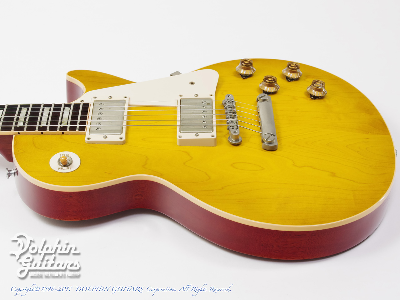 Gibson: Historic Collection 1958 Les Paul Reissue (LPR-8) VOS (2)