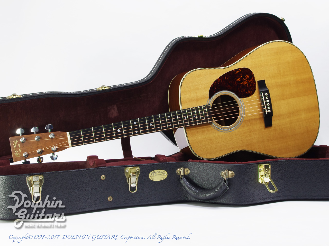 C.F.Martin: HD-28MP (Madagascar Rosewood) (0)