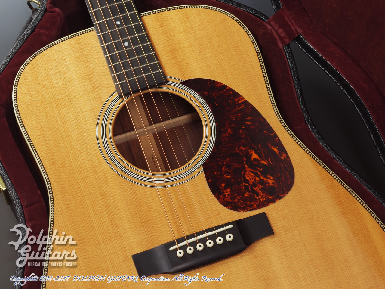 C.F.Martin: HD-28MP (Madagascar Rosewood) (8)