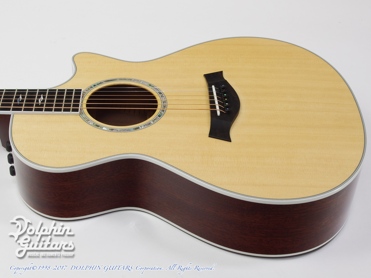 TAYLOR: 312ce SP LTD (2)