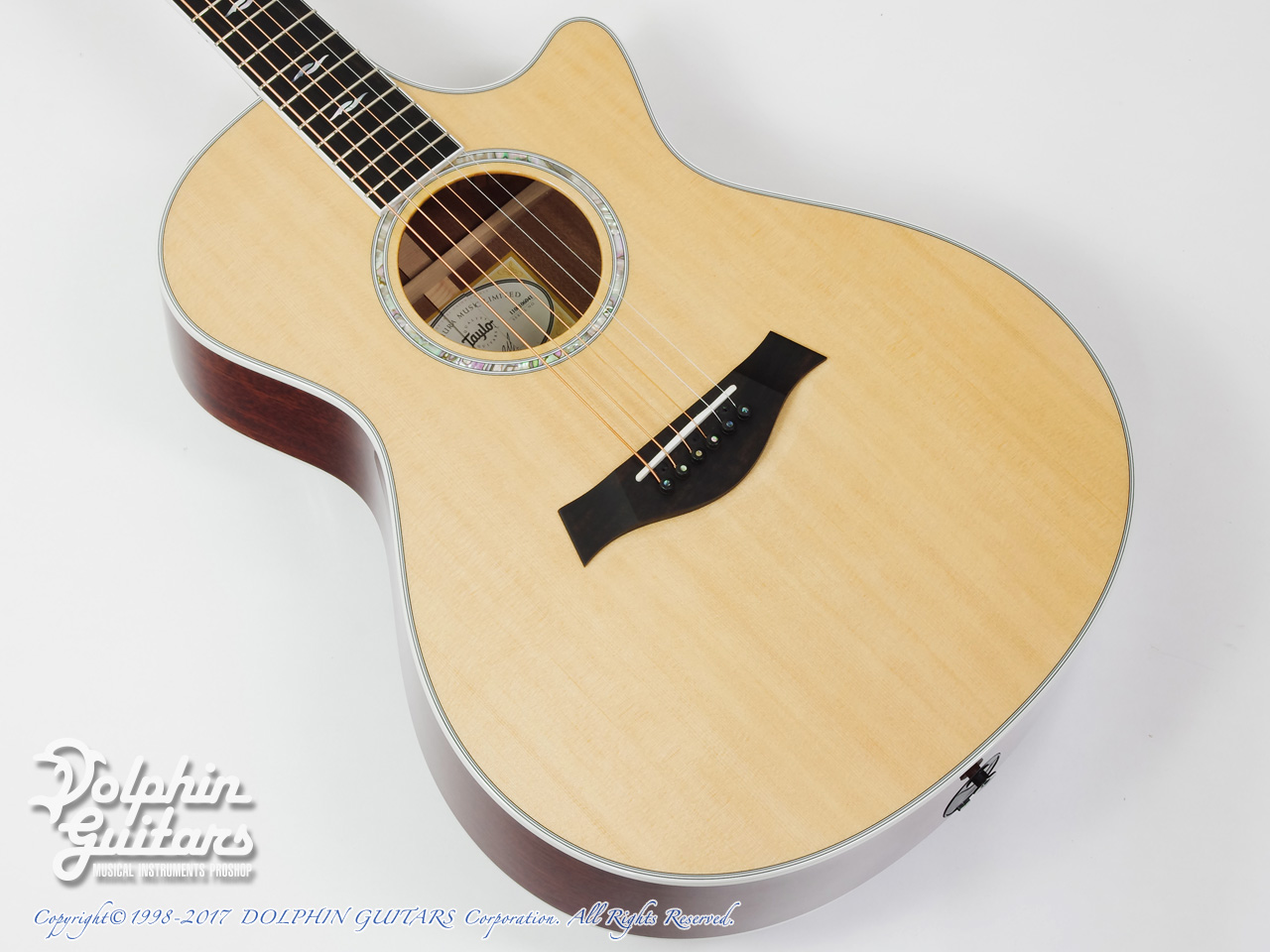 TAYLOR: 312ce SP LTD (1)