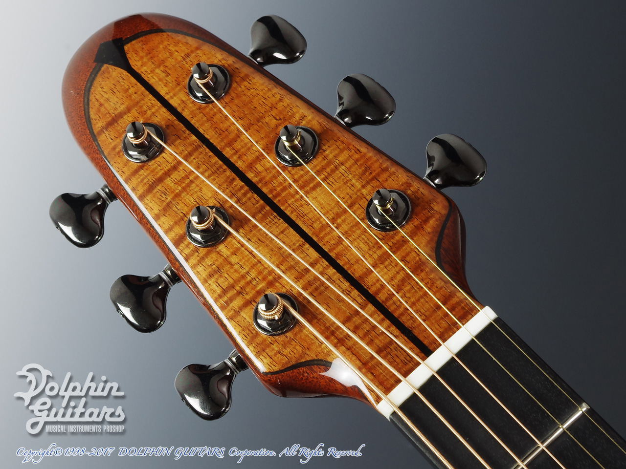 SUGI CRAFT (Luthier's Design Project): Nougat (6)