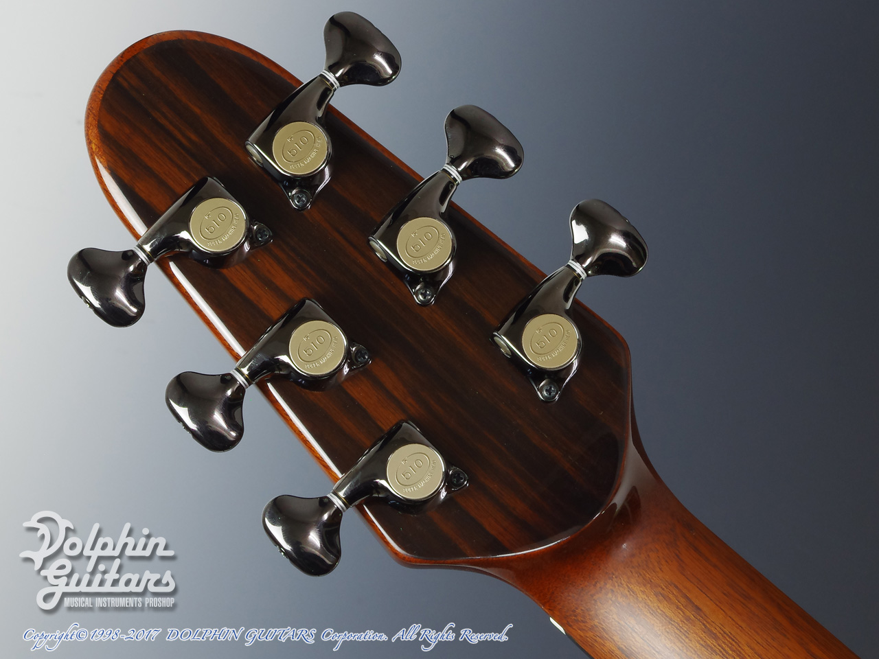 SUGI CRAFT (Luthier's Design Project): Nougat (7)