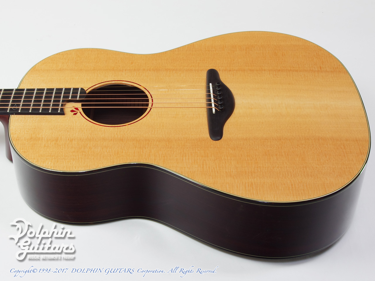SUGI CRAFT (Luthier's Design Project): Nougat (2)