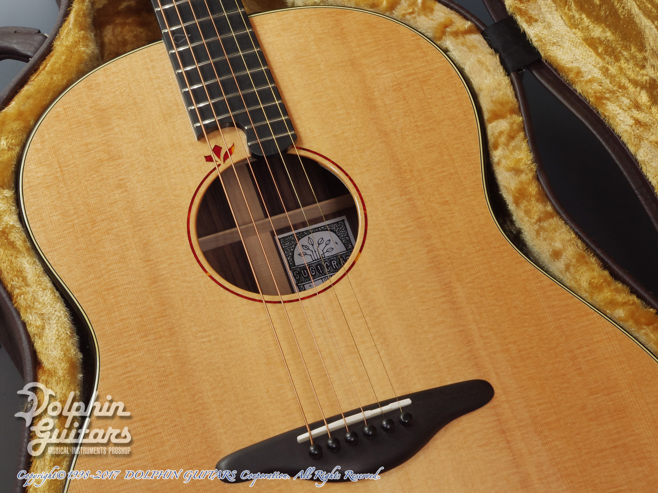 SUGI CRAFT (Luthier's Design Project): Nougat (8)