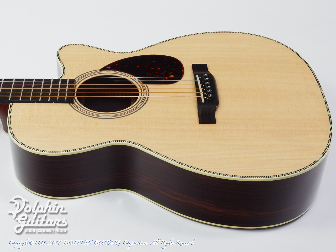 SWITCH: SCOM-2HC (Sitka Spruce & Indian Rosewood) (2)