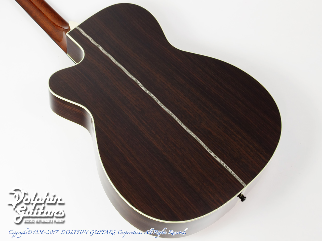 SWITCH: SCOM-2HC (Sitka Spruce & Indian Rosewood) (3)