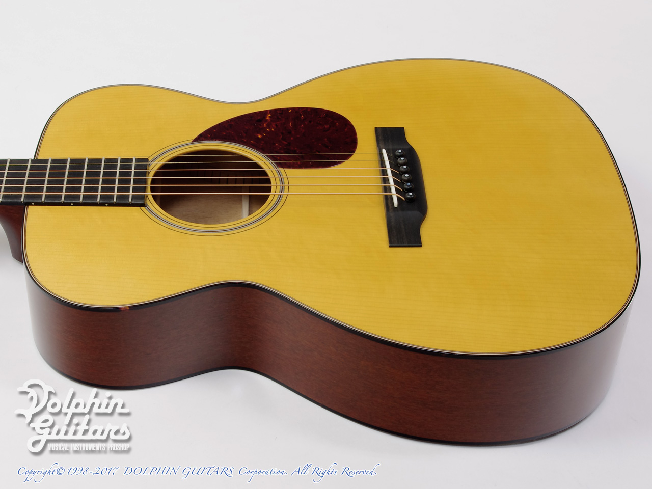 COLLINGS: OM-1A JL (Julian Lage Signature) (2)