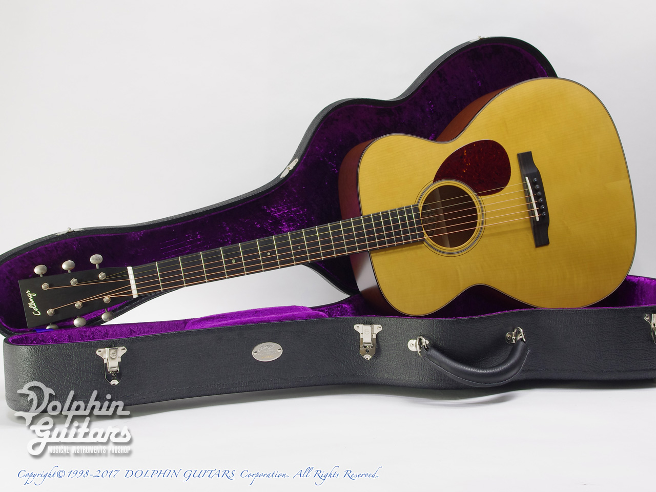 COLLINGS: OM-1A JL (Julian Lage Signature) (0)