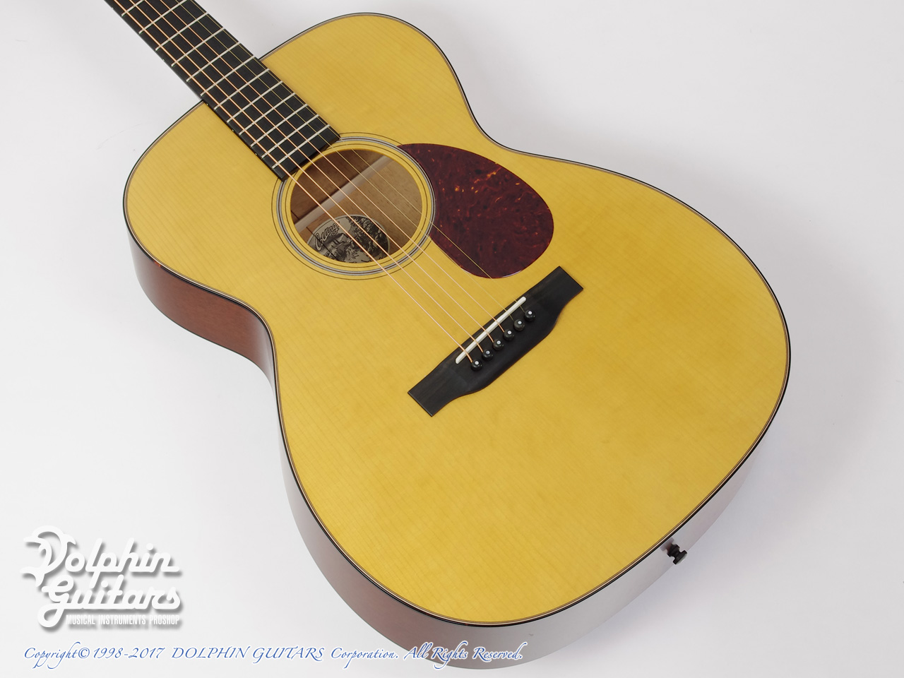 COLLINGS: OM-1A JL (Julian Lage Signature) (1)