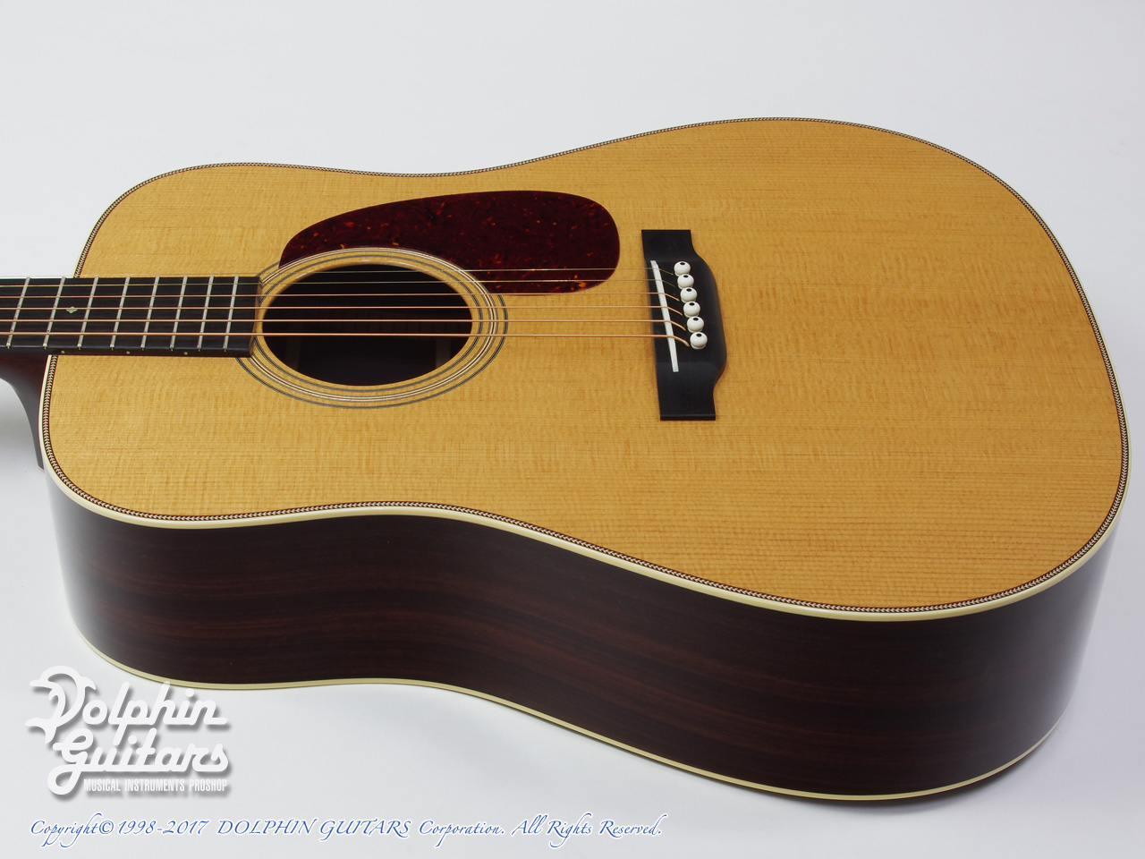 COLLINGS: D-2H Traditional (Torrefied Sitka Spruce) (2)
