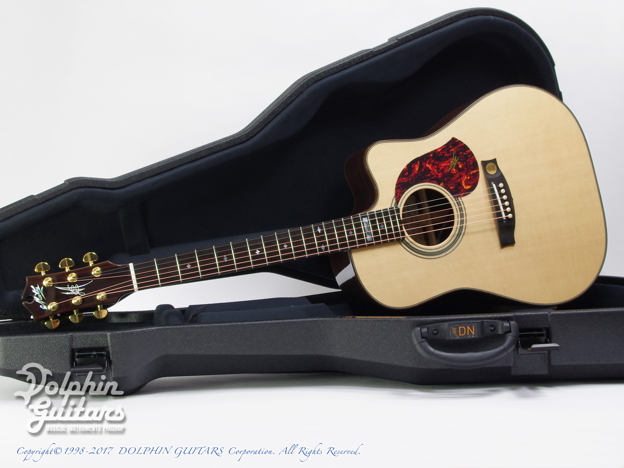 MATON: EM100C-Messiah (Dreadnought Cutaway) (0)