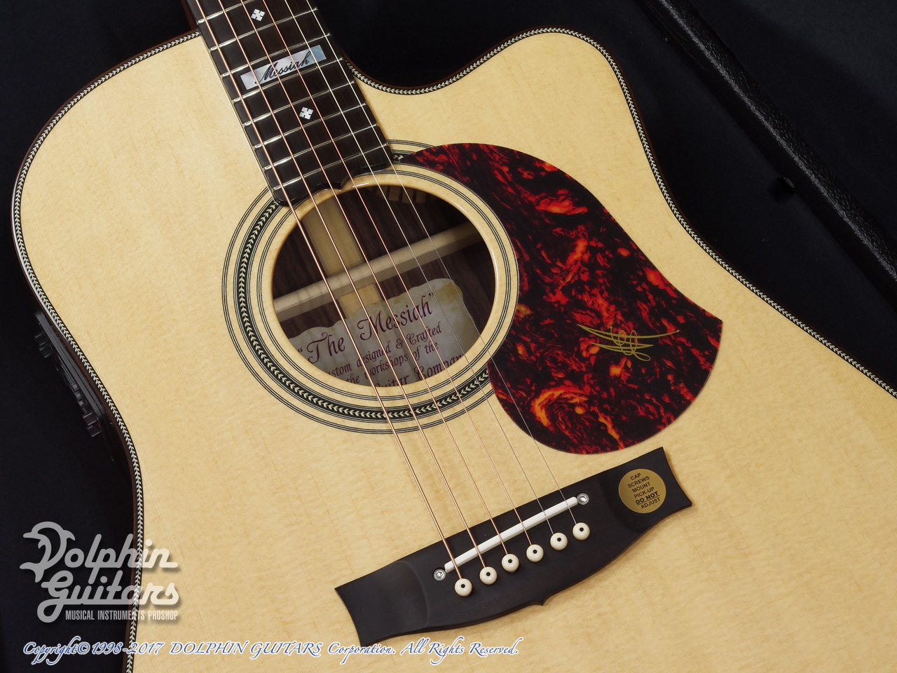 MATON: EM100C-Messiah (Dreadnought Cutaway) (8)
