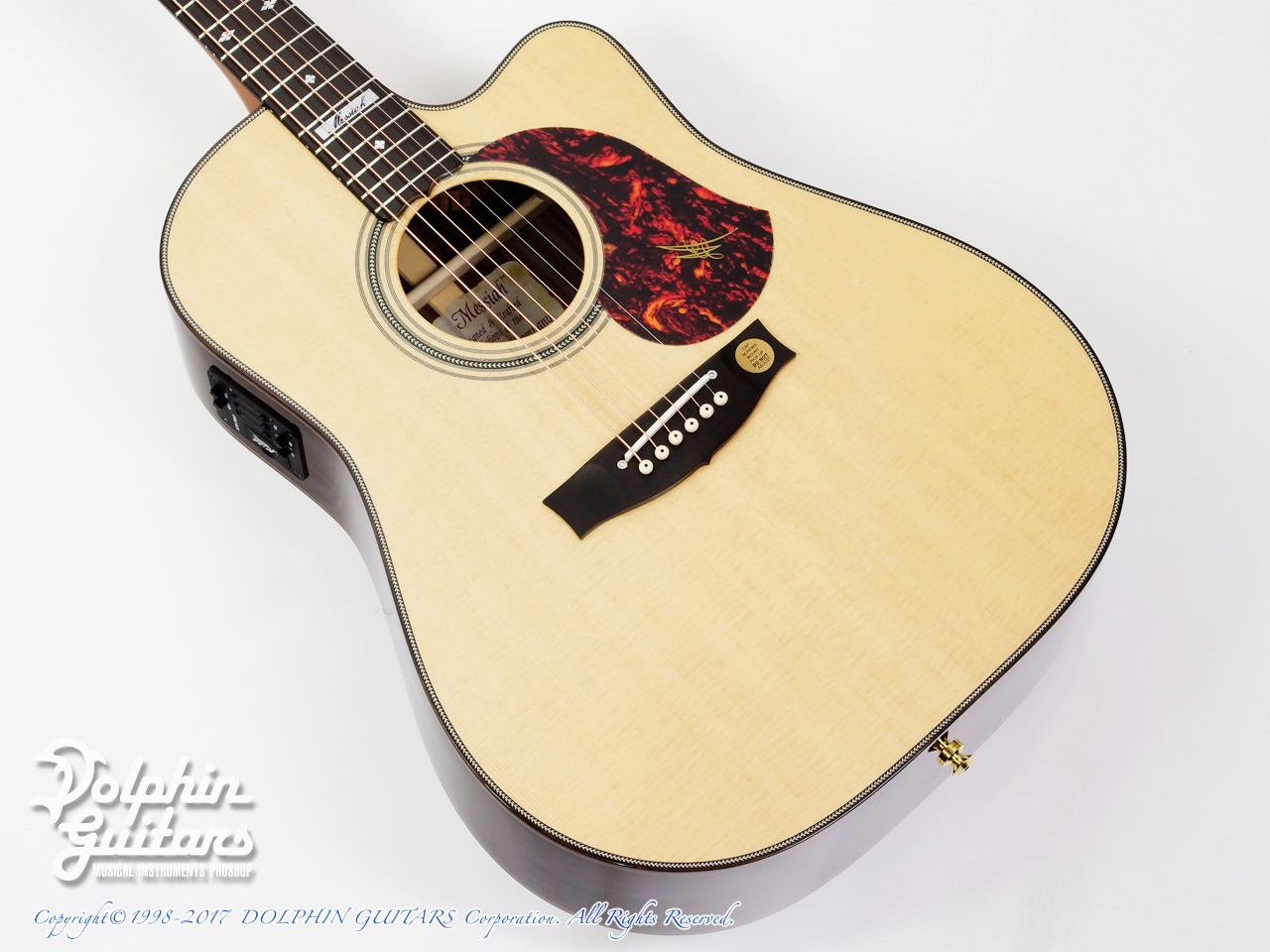 MATON: EM100C-Messiah (Dreadnought Cutaway) (1)