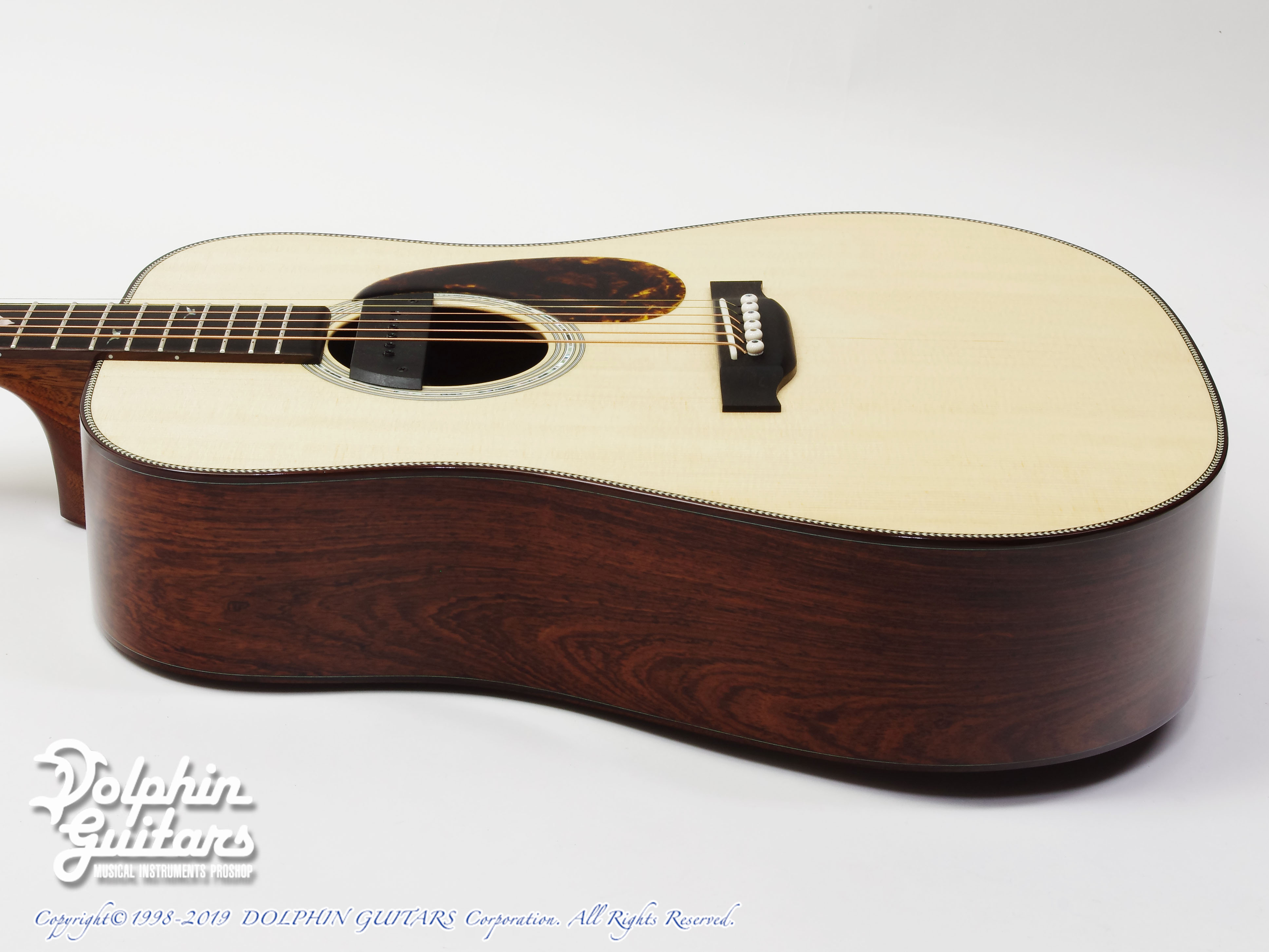 Greven Guitars Japan: Oshio-D HR (Honduras Rosewood) w/RAPTOR SYSTEM by TRIAL  (2)
