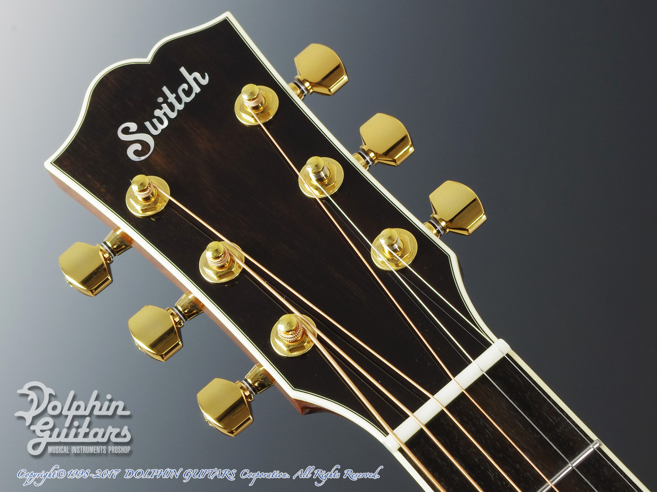 SWITCH: SCOM-3C DB Igusa Seiji (Sitka Spruce & Indian Rosewood) (6)