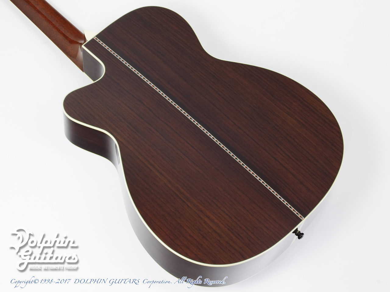 SWITCH: SCOM-3C DB Igusa Seiji (Sitka Spruce & Indian Rosewood) (3)