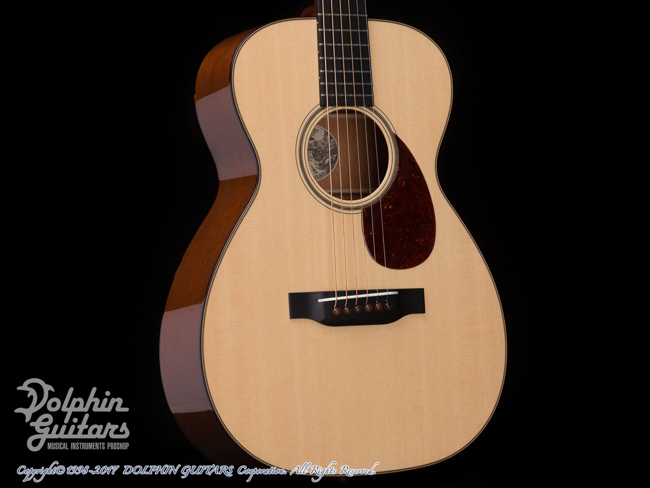 COLLINGS: 0-1 Traditional (Torrefied Sitka Spruce) (1)