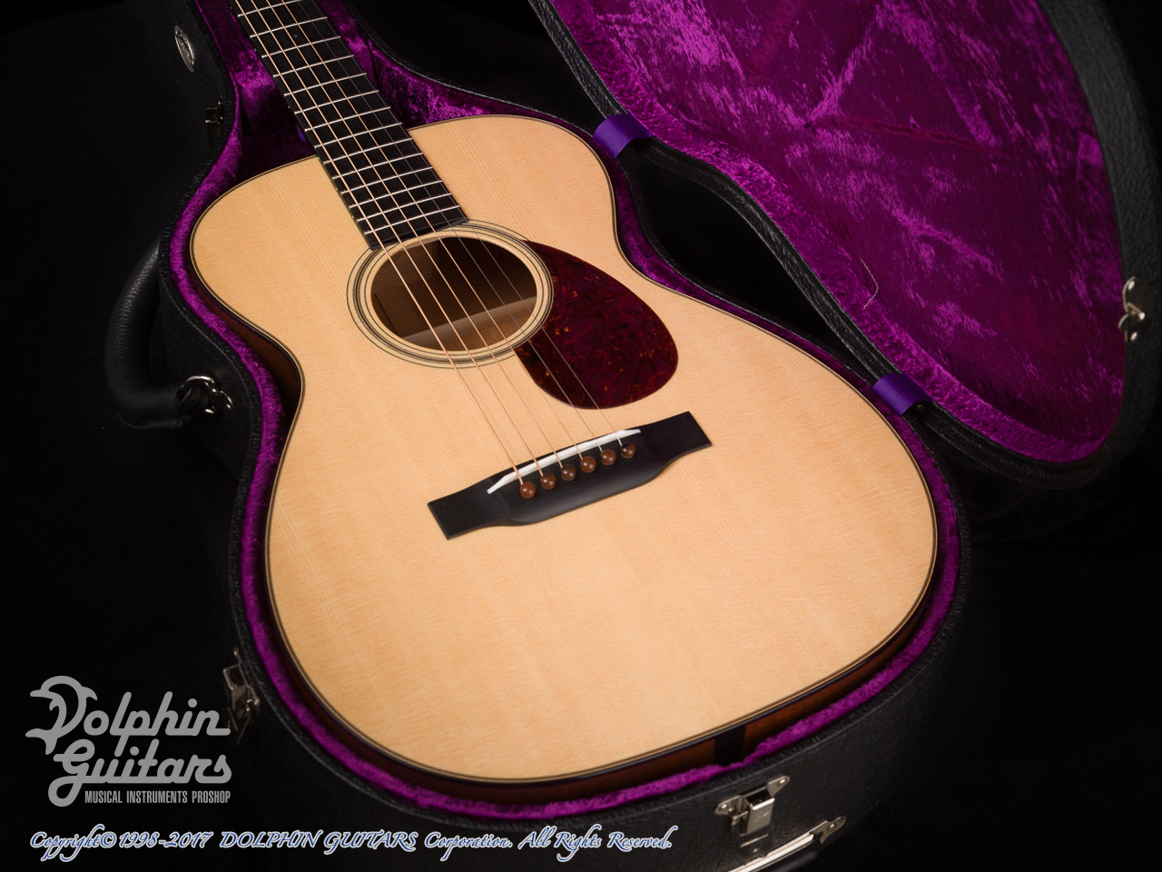 COLLINGS: 0-1 Traditional (Torrefied Sitka Spruce) (0)