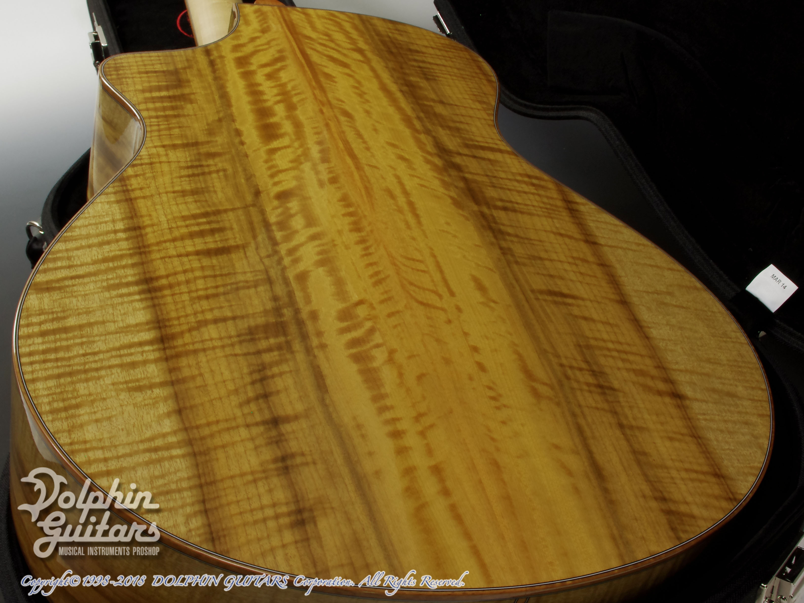 Breedlove: Master Class C26CE (Figured Mytlewood) (9)