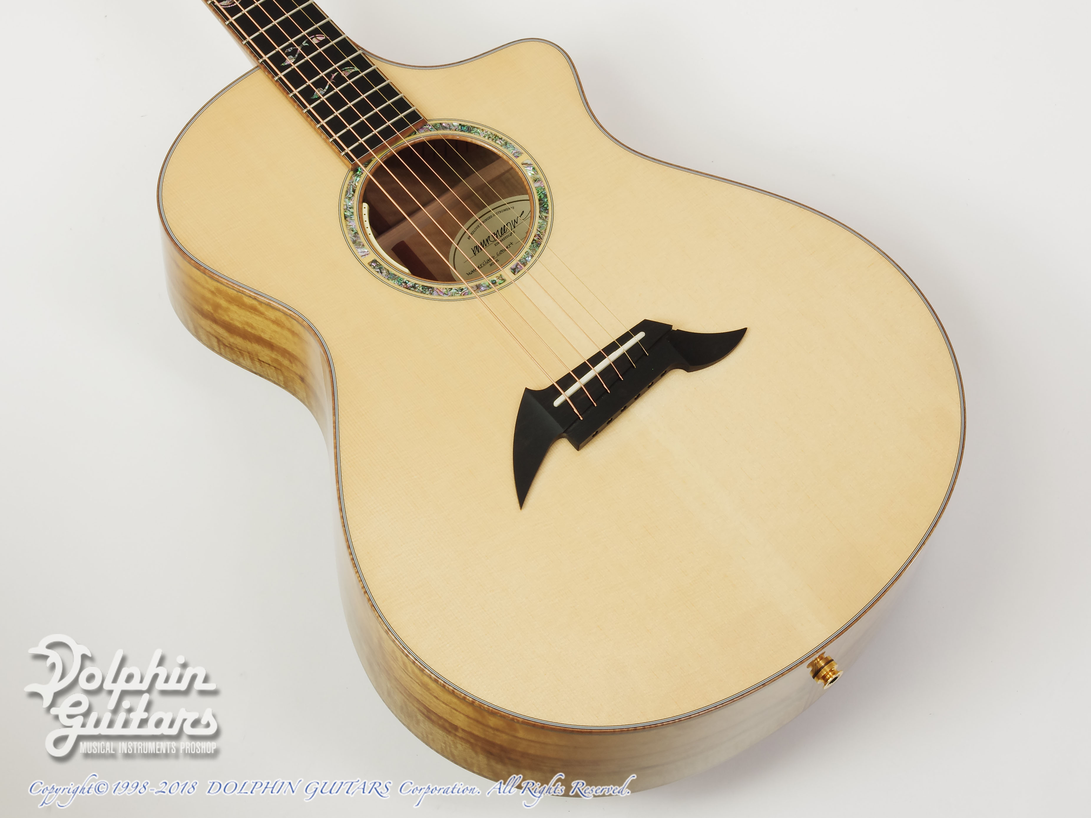 Breedlove: Master Class C26CE (Figured Mytlewood) (1)