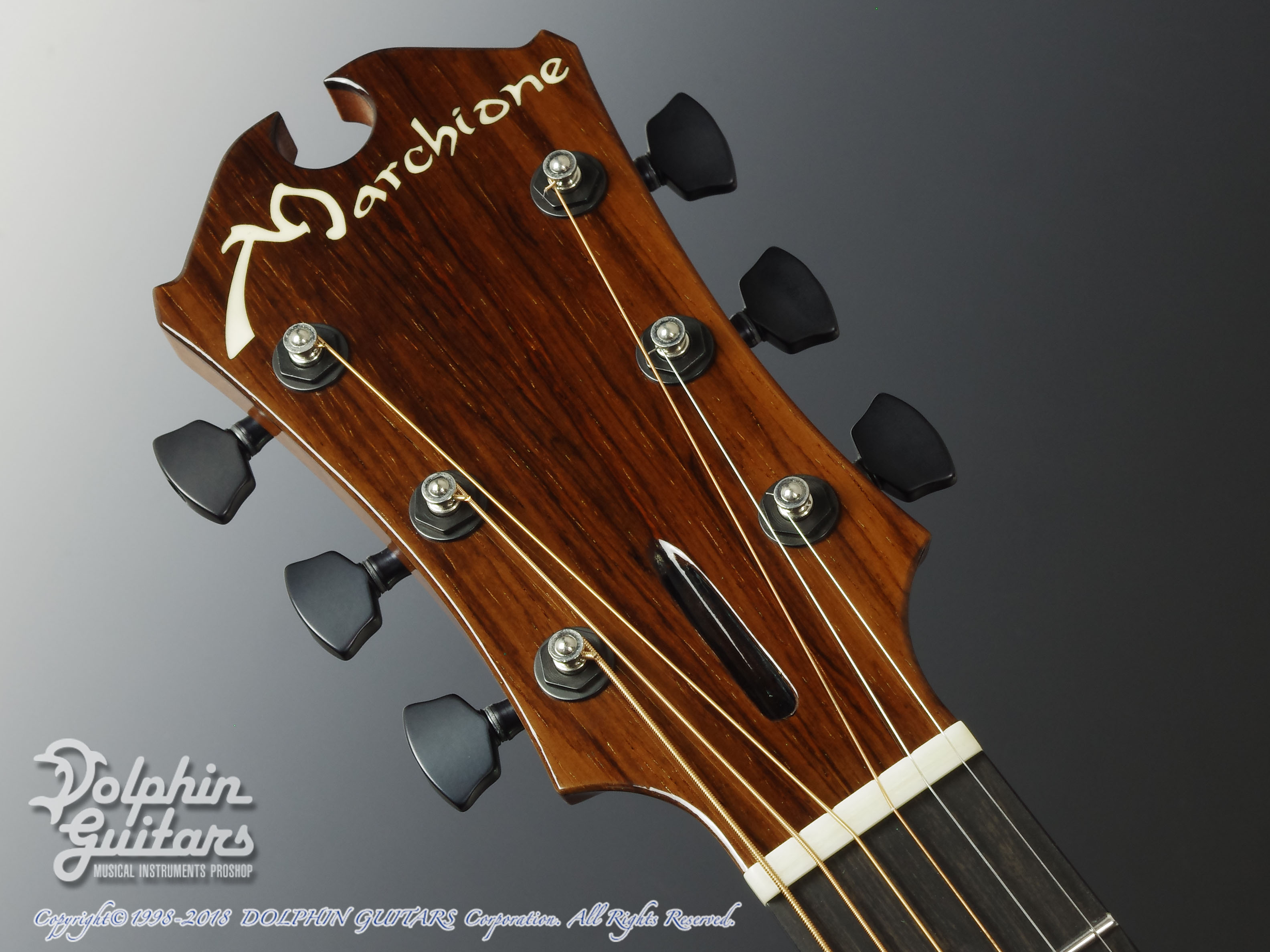 Marchione Guitars: OMC Brazilian Rosewood (6)