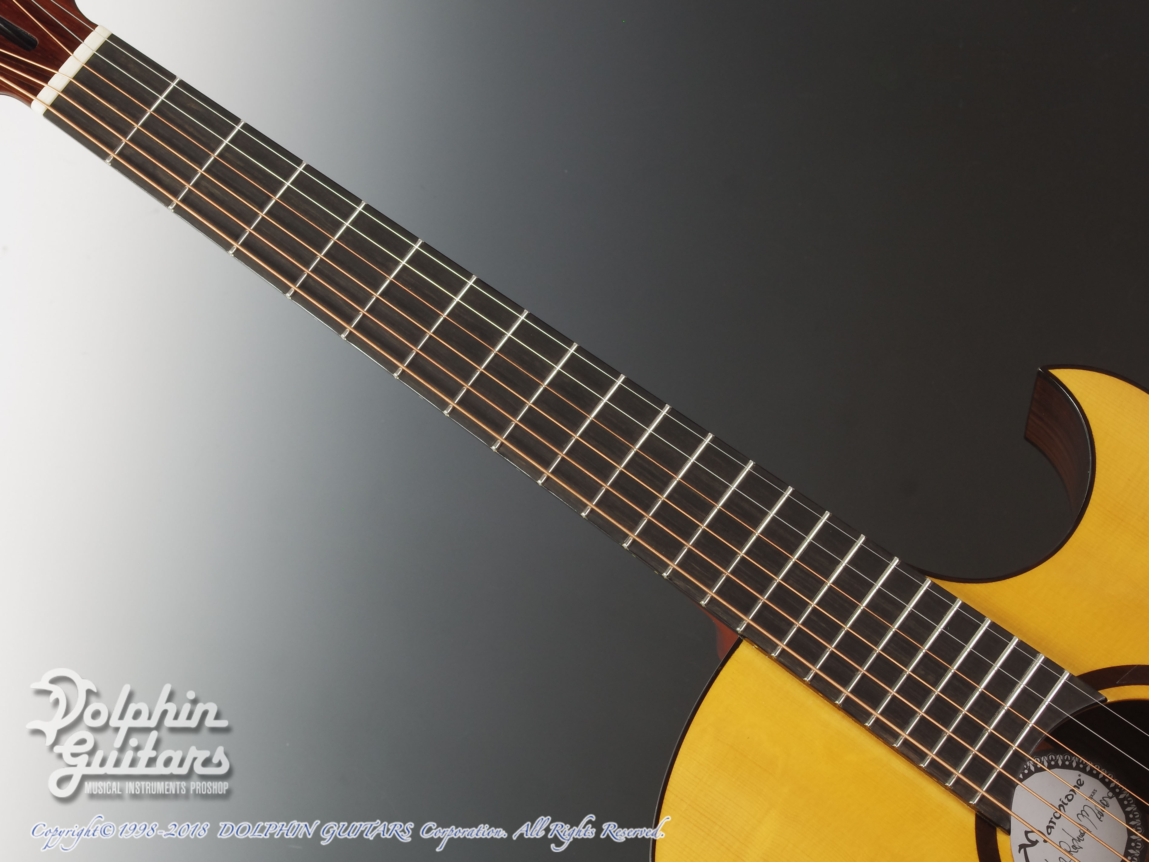 Marchione Guitars: OMC Brazilian Rosewood (4)