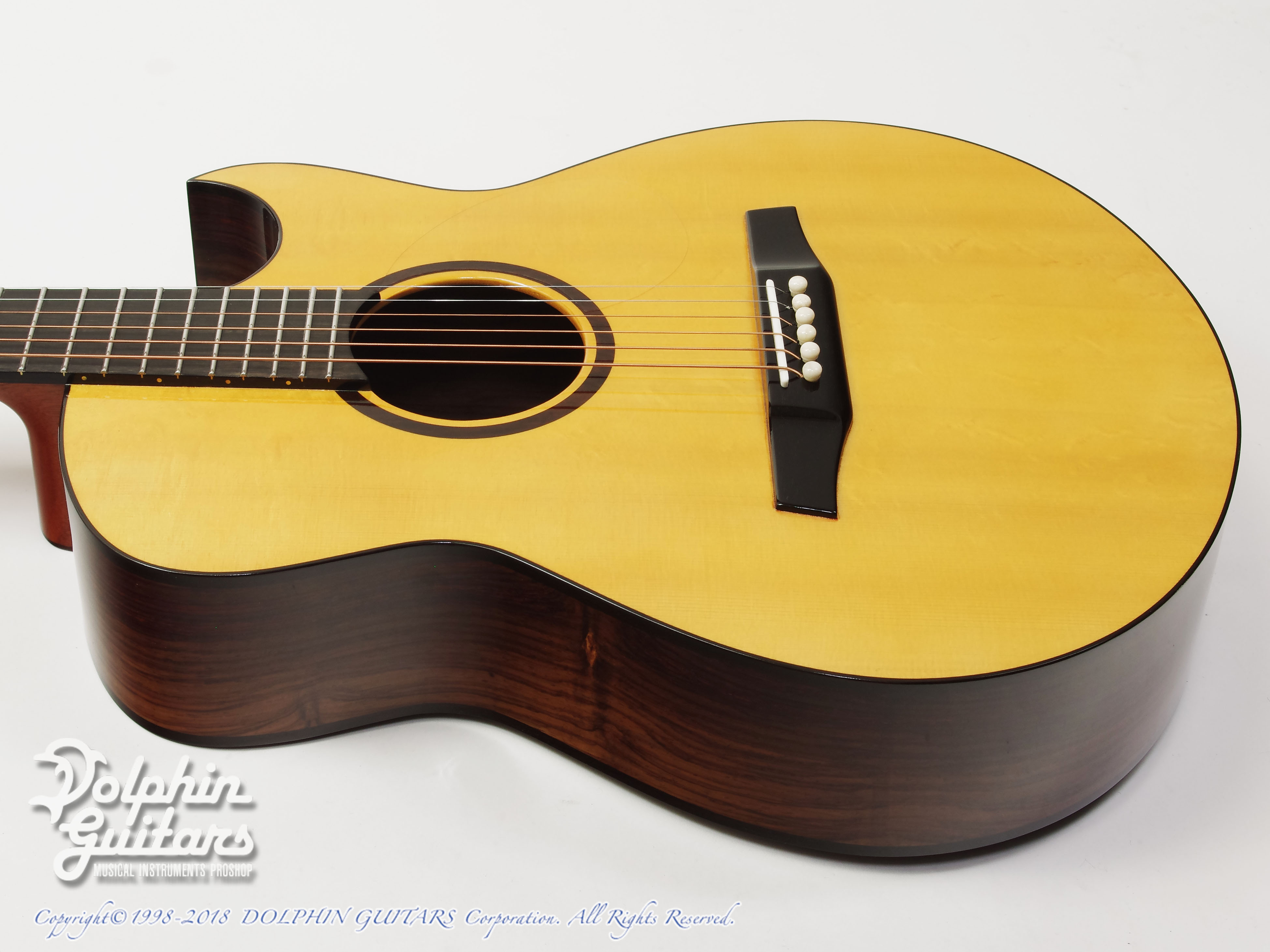 Marchione Guitars: OMC Brazilian Rosewood (2)