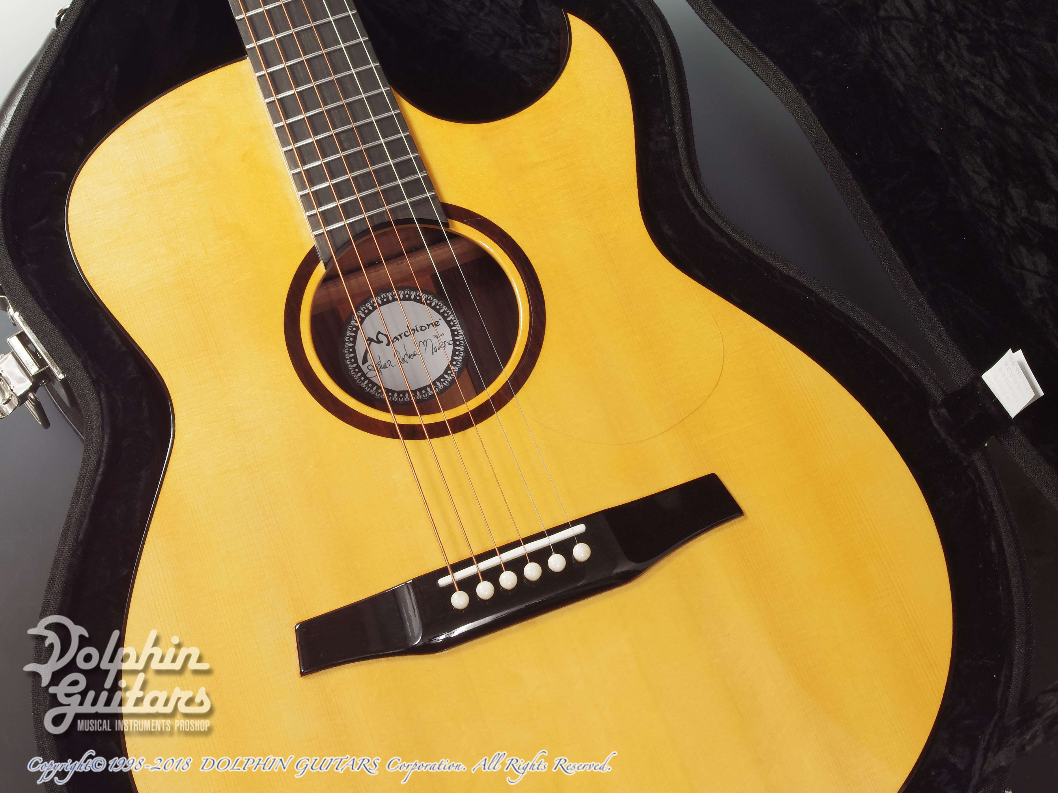Marchione Guitars: OMC Brazilian Rosewood (8)
