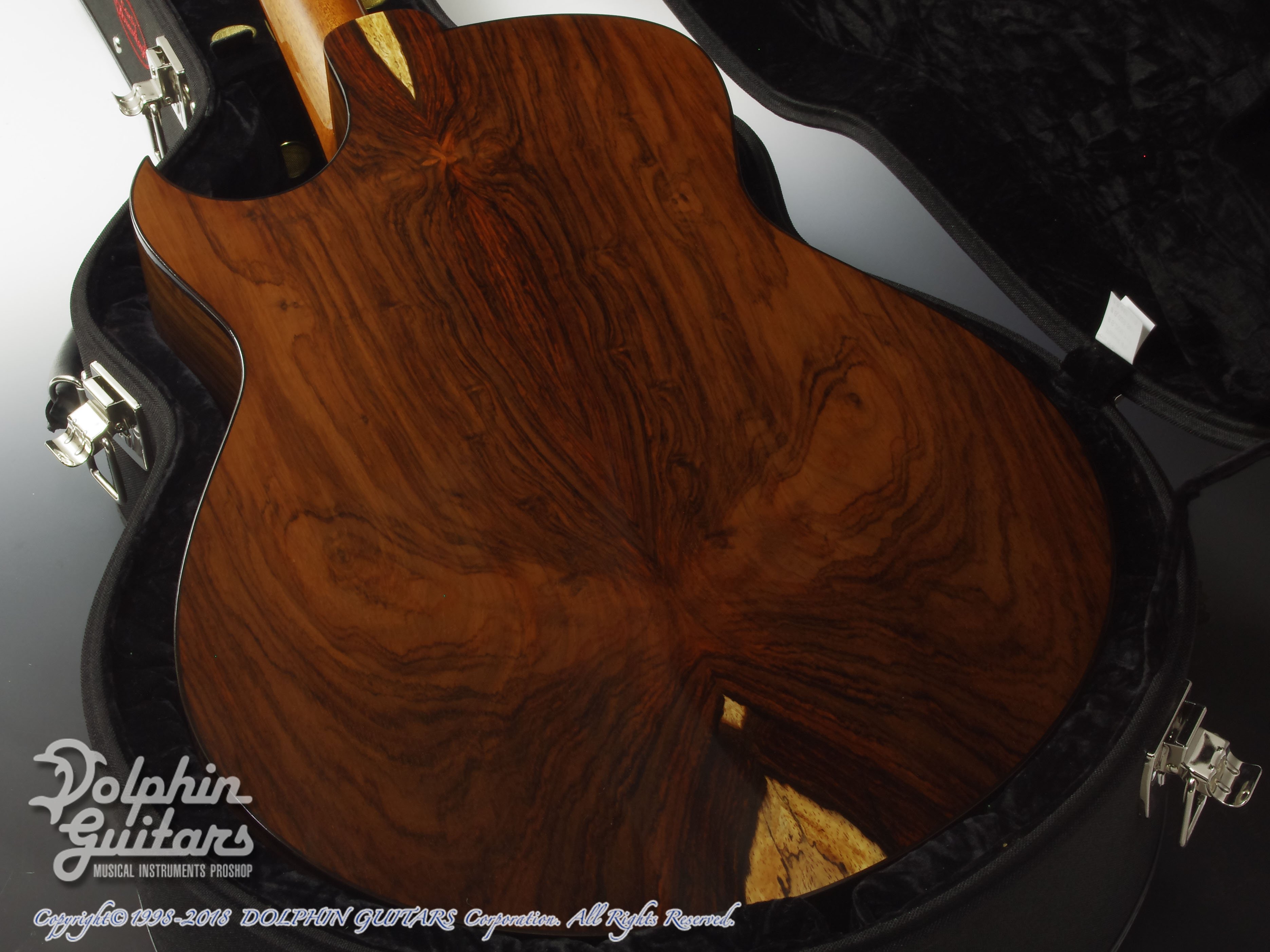 Marchione Guitars: OMC Brazilian Rosewood (10)
