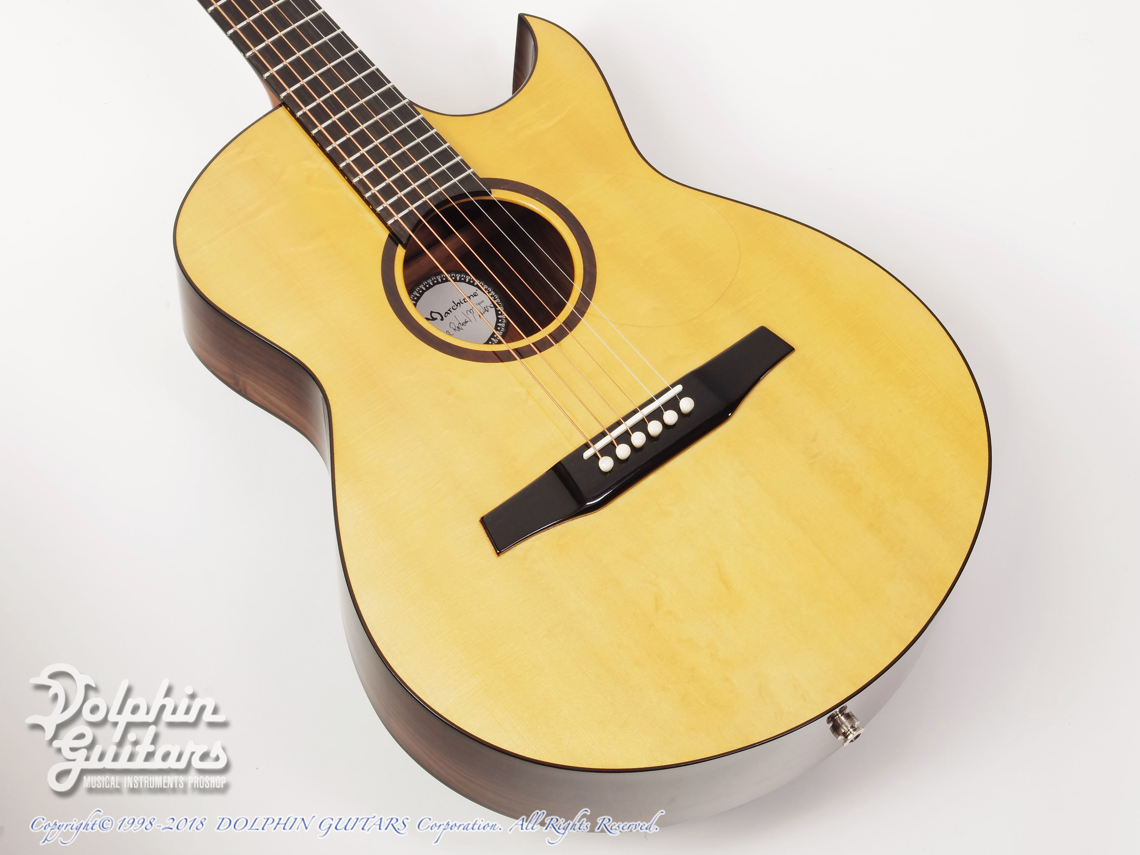 Marchione Guitars: OMC Brazilian Rosewood (1)
