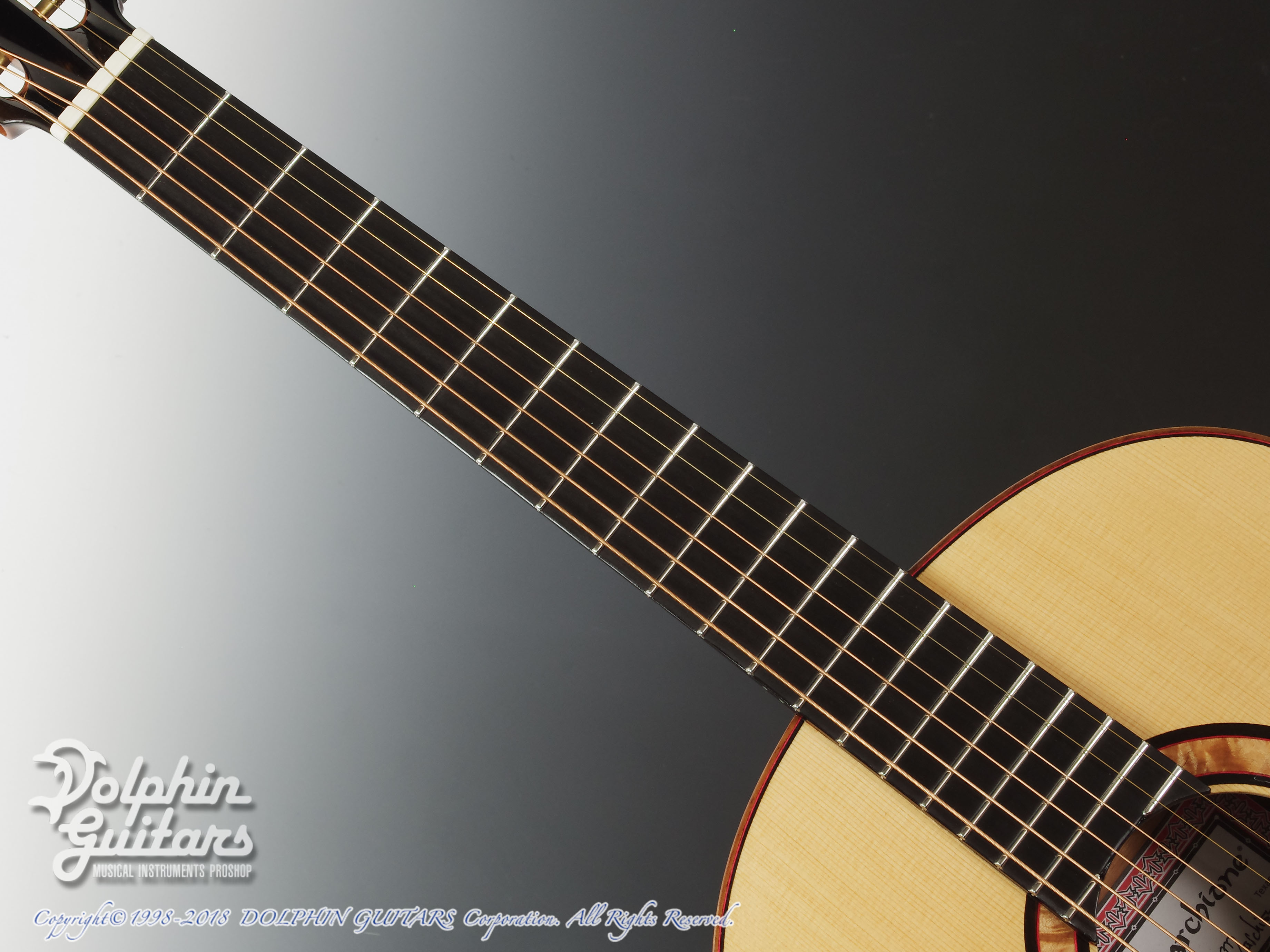 Marchione Guitars: OM Brazilian Rosewood (4)