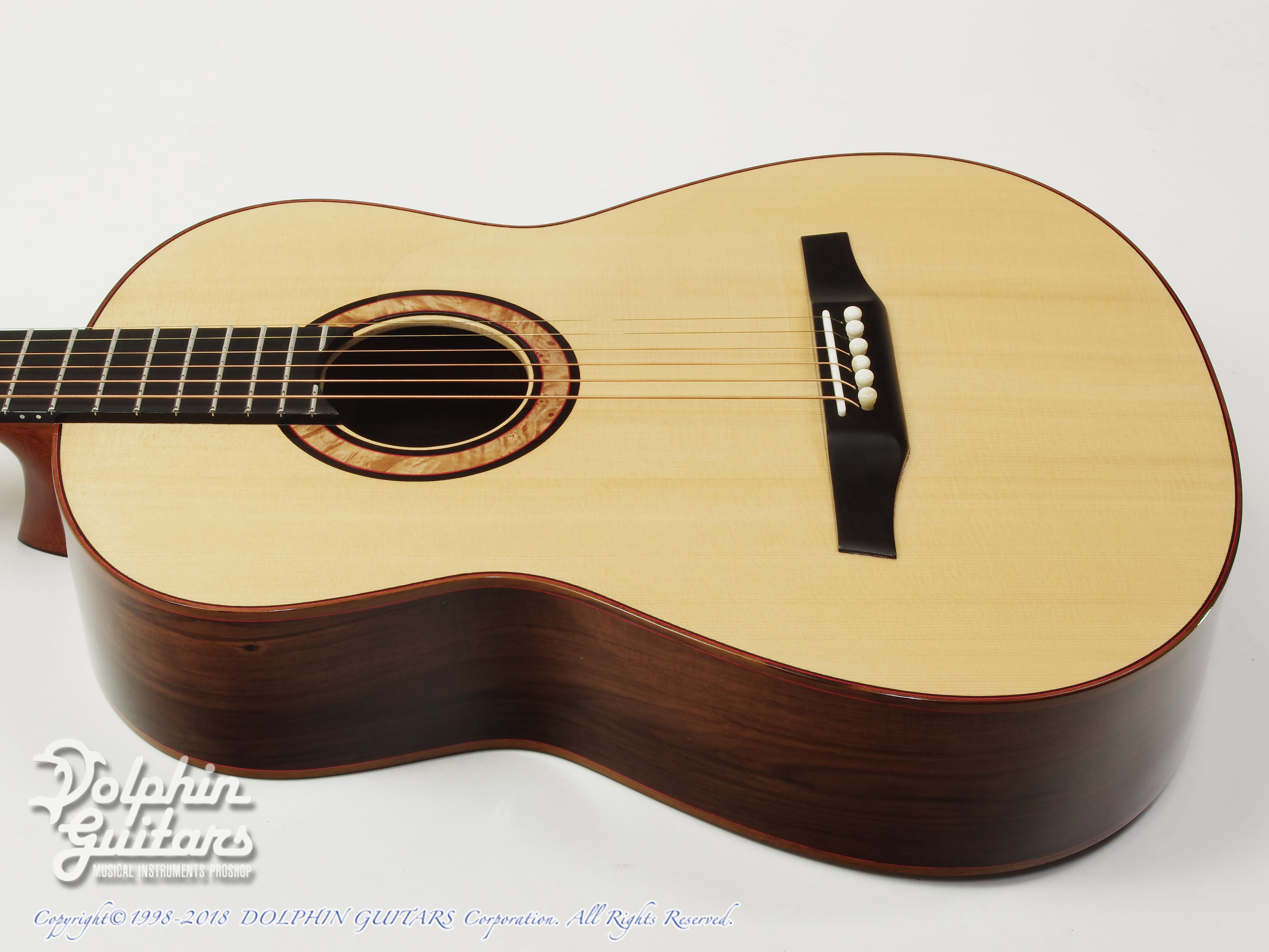Marchione Guitars: OM Brazilian Rosewood (2)