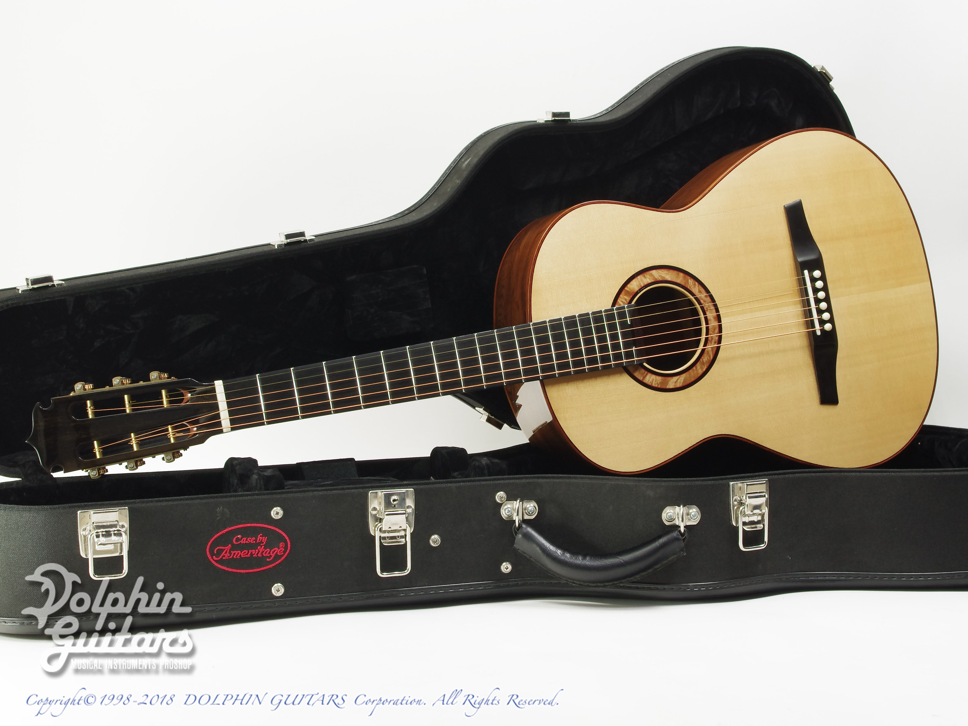 Marchione Guitars: OM Brazilian Rosewood (0)