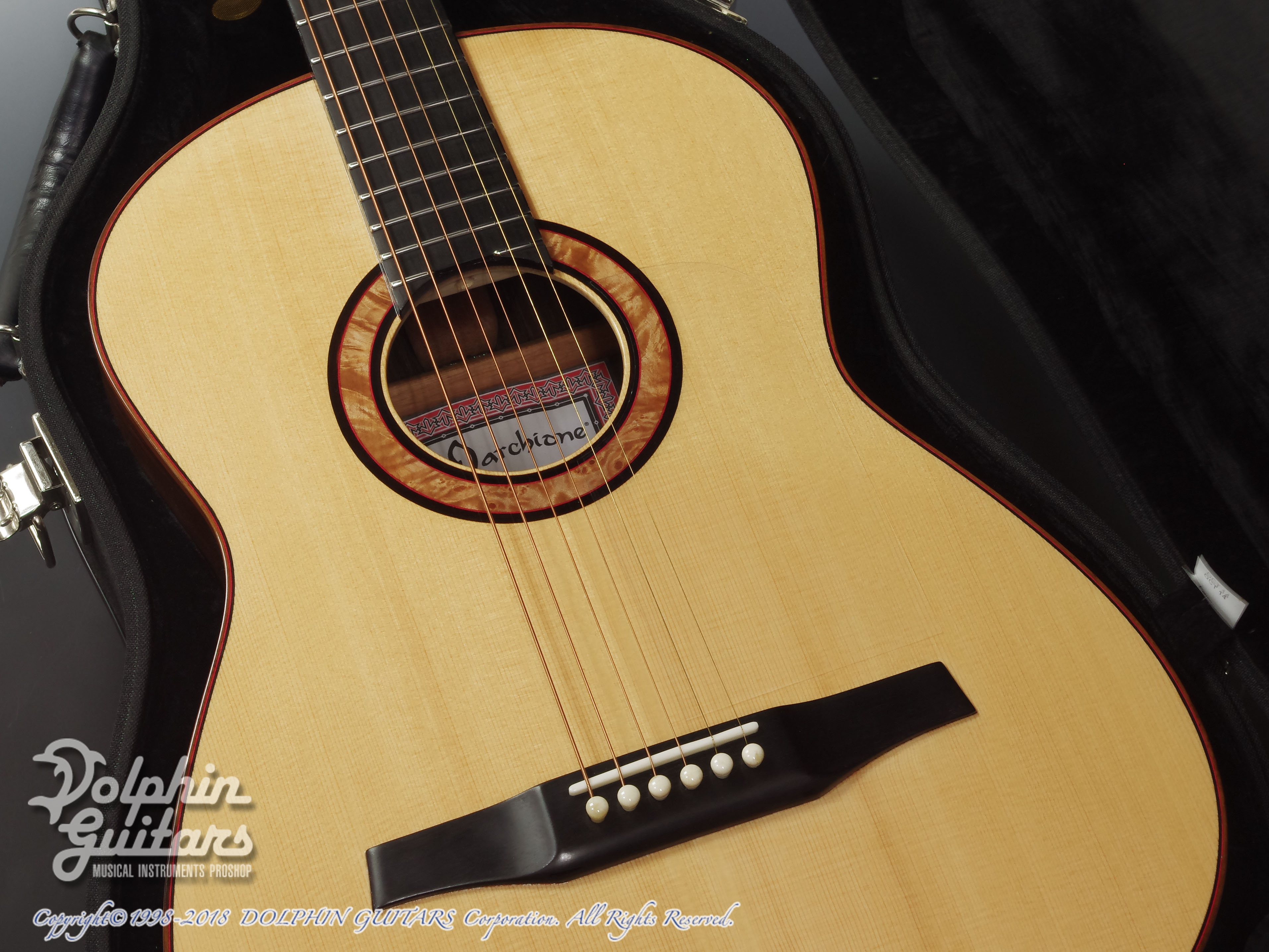 Marchione Guitars: OM Brazilian Rosewood (8)