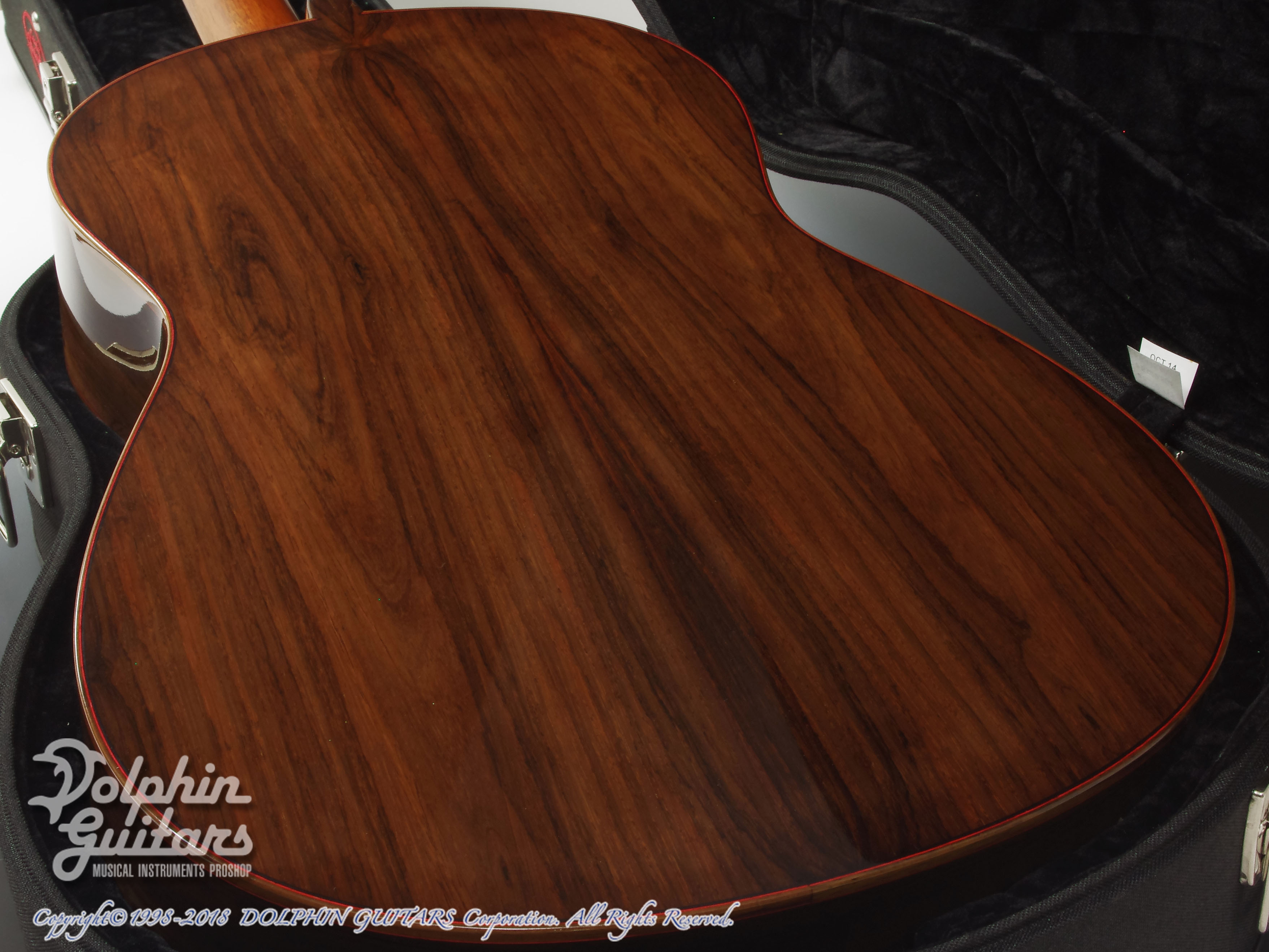Marchione Guitars: OM Brazilian Rosewood (10)