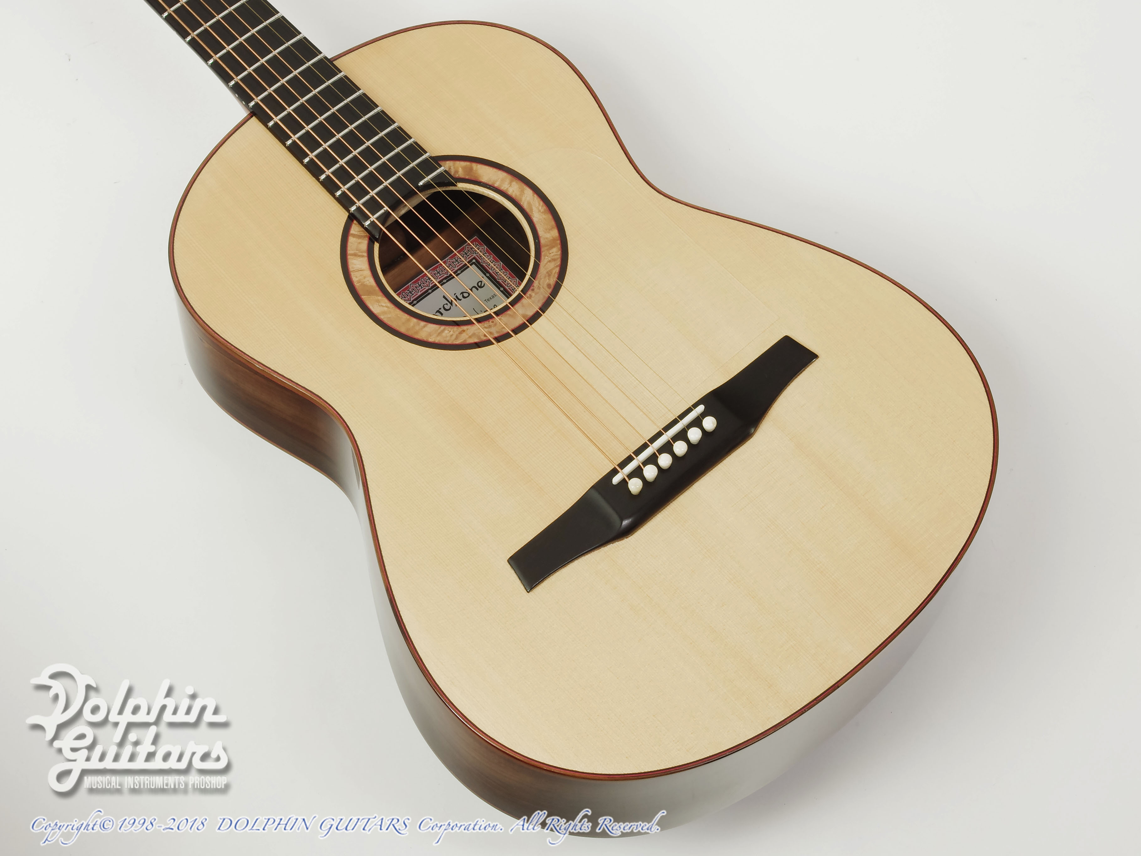 Marchione Guitars: OM Brazilian Rosewood (1)