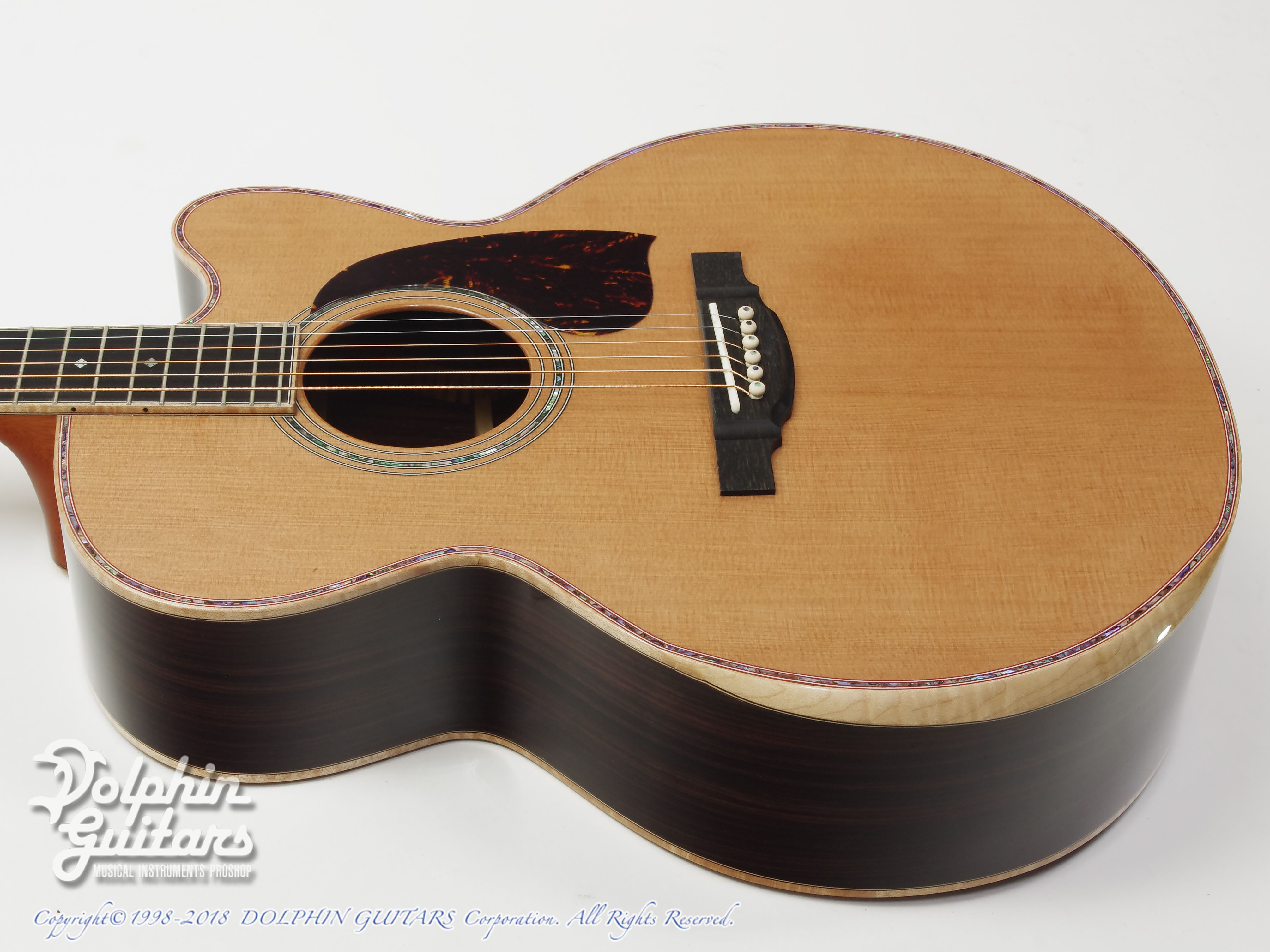 SUMI: S-JRC (Ceder & Indian Rosewood) (2)